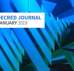 Decred Journal - January 2019