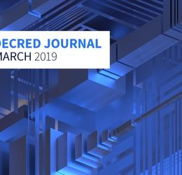 Decred Journal - March 2019