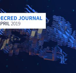 Decred Journal - April 2019
