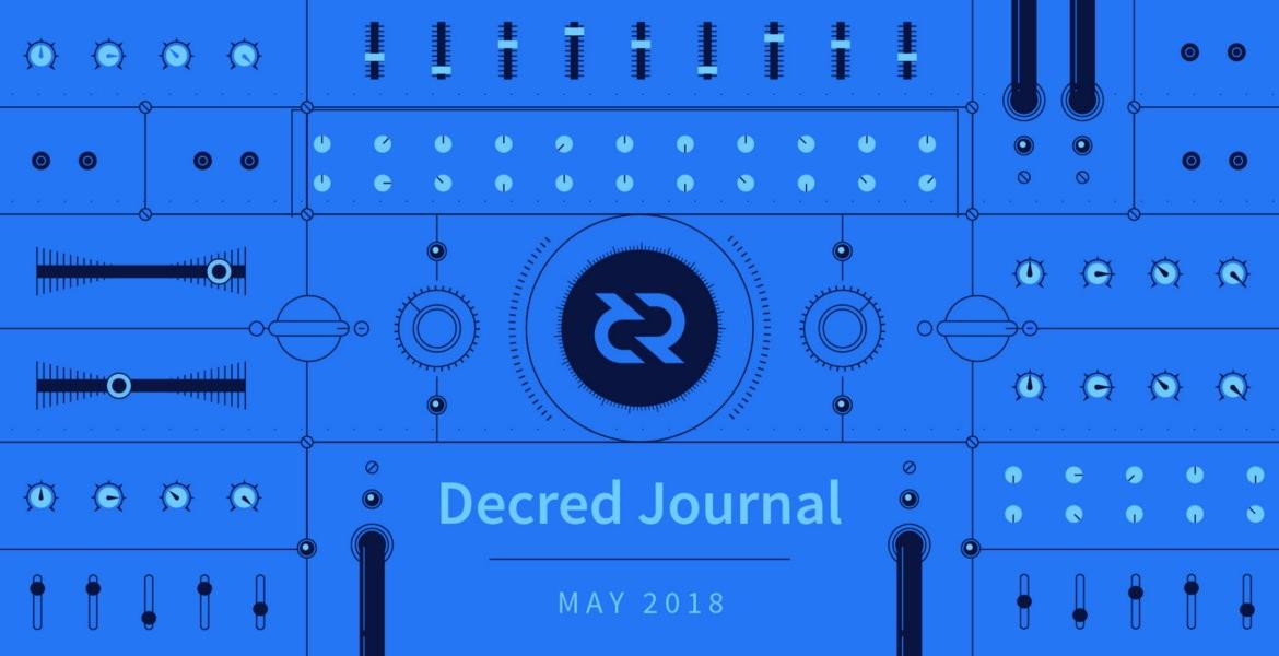 Detailed report of what happened in Decred this month