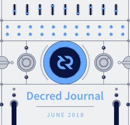 Decred Journal - June 2018