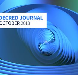 Decred Journal - October 2018