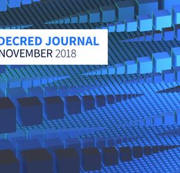 Decred Journal – Listopad 2018