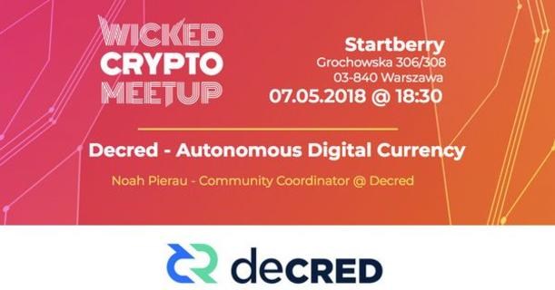 Wicked Crypto Meetup Wroclaw