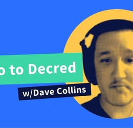 Decred Assembly - Ep1 - Intro to Decred w/ Guest Dave Collins (Lead Dev of Decred)